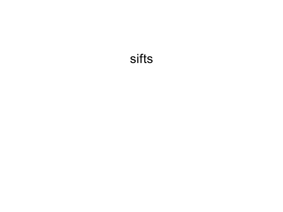 sifts