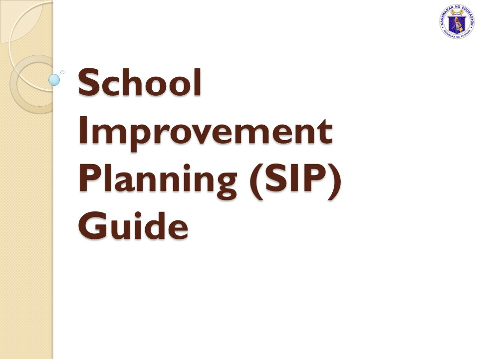 School improvement powerpoint templates image collections school improvement planning sip guide ppt download 1 school improvement planning sip guide toneelgroepblik image collections toneelgroepblik Images
