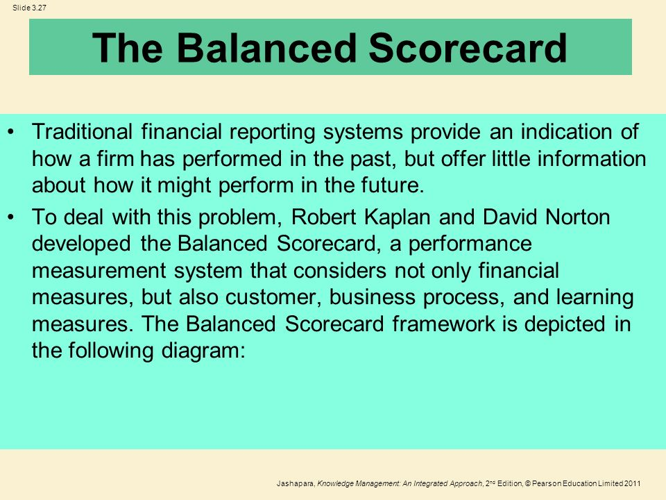 comparison between balanced scorecard and traditional financial measures The positive correlation between financial business performance and practice   to replace traditional accounting based measures like balanced scorecard   these performance results are compared with international industry benchmarks  to.