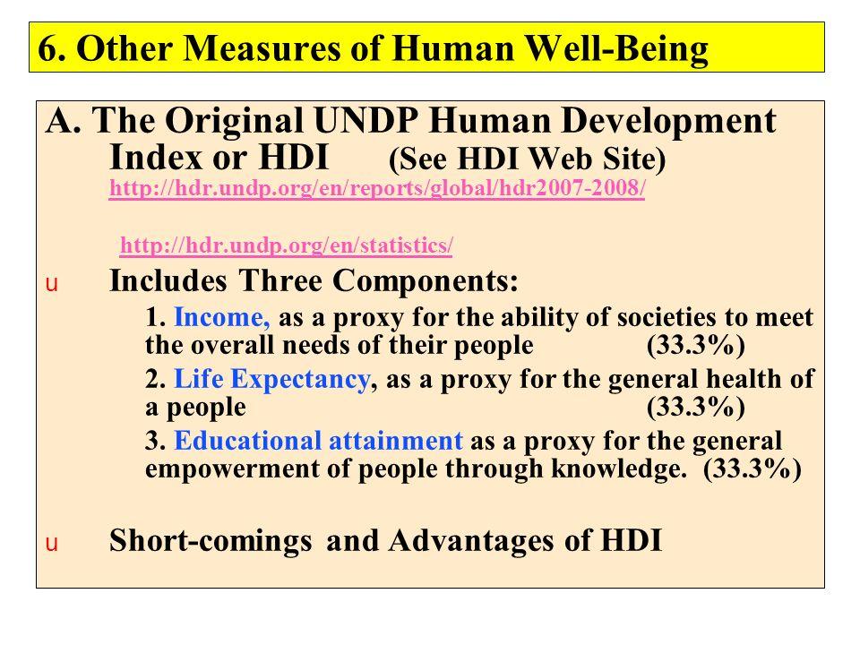 advantages of human development index pdf