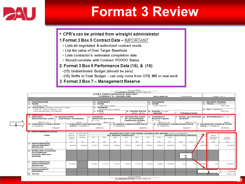 Format 3 Review CPR's can be printed from wInsight administrator 1 3