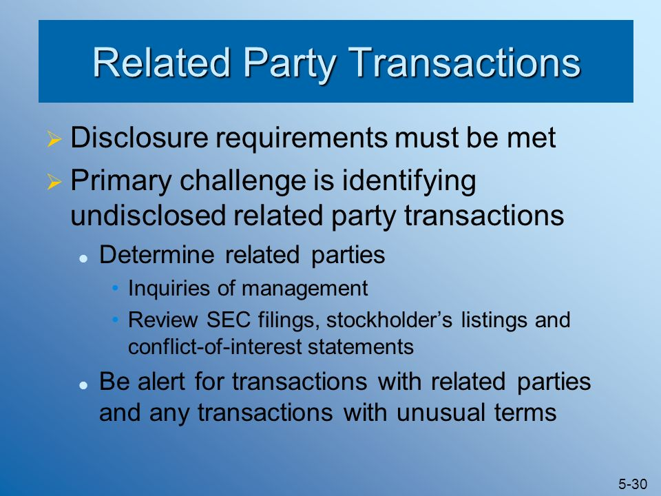 as 24 related party disclosure Regulatory guide 76 related party transactions  march 2011  about this guide this guide sets out our guidance to promote better disclosure and governance for.