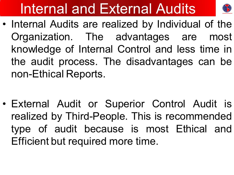 disadvantages of internal controls Pros and cons of internal audits, finance, investing, money, stock market, and personal finance information, articles and resources.