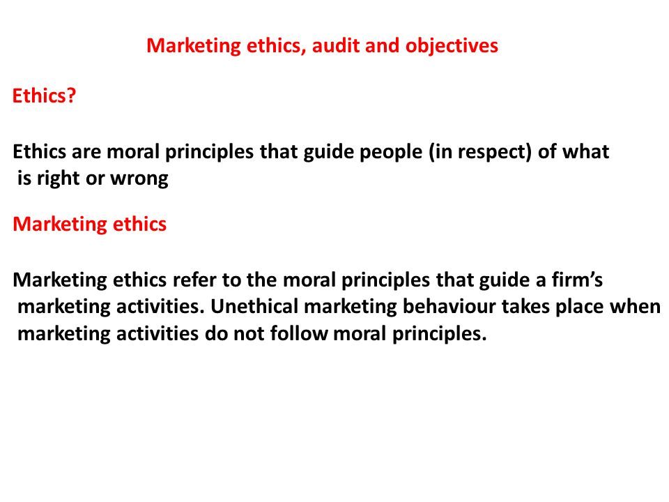 consumer behaviour marketing ethics Research into ethics in consumer behaviour is further burdened with problems of divergence in use and  ethical consumer behaviour in marketing - kovač .