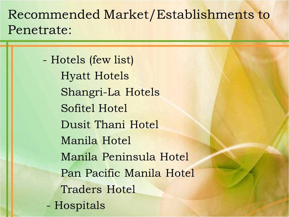 dusit thani hotel manila swot Read this essay on johnson controls capital investments  sofitel philippine plaza and dusit thani manila  manila hotel dusit thani manila.