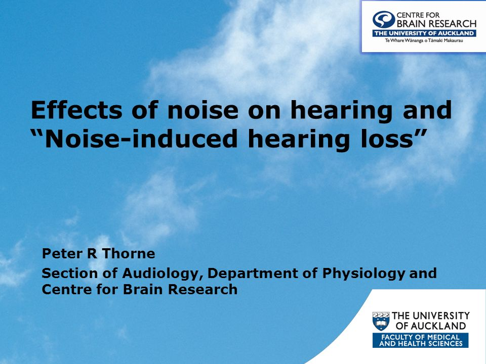 the effects of noise on a Home: design of child care centers and effects of noise on young children dr lorraine e maxwell & dr gary w evans cornell university there is a considerable amount of research documenting the effects of noise on children.