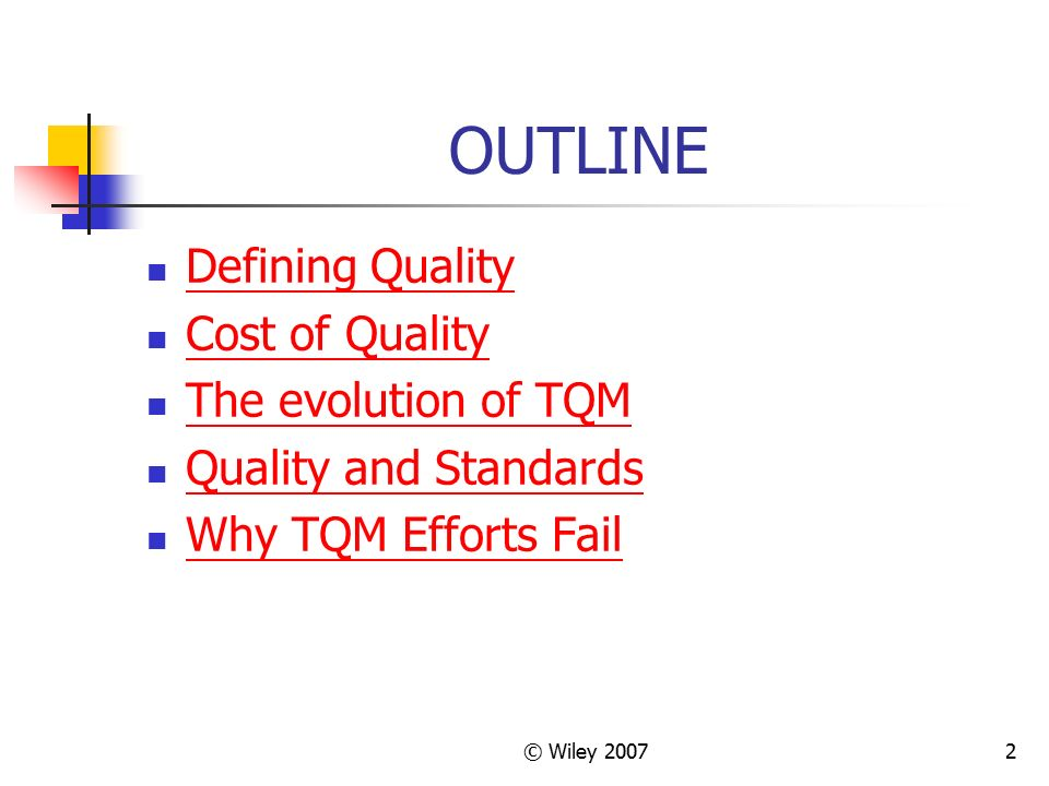the evolution of total quality management The app is a complete free handbook of total quality management with total quality management (tqm) historical evolution of total quality management 3.