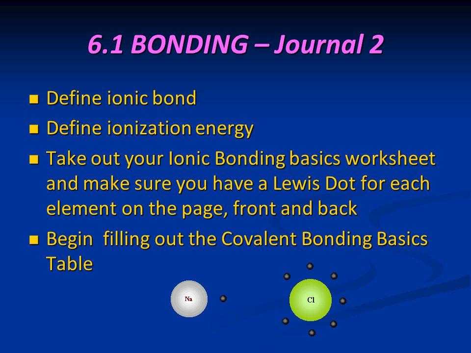chemical bonds ionic chapter ppt video online download. Black Bedroom Furniture Sets. Home Design Ideas
