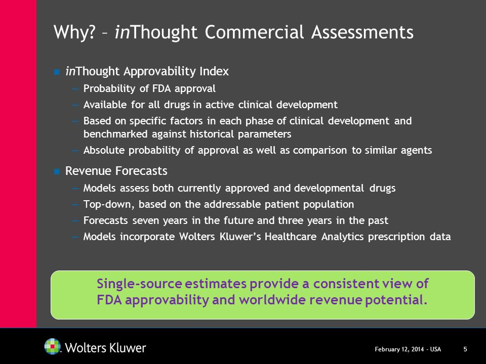Why – inThought Commercial Assessments
