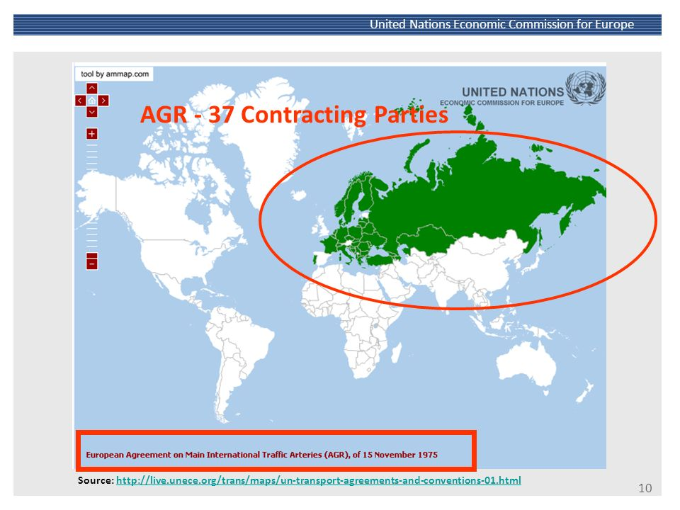AGR - 37 Contracting Parties