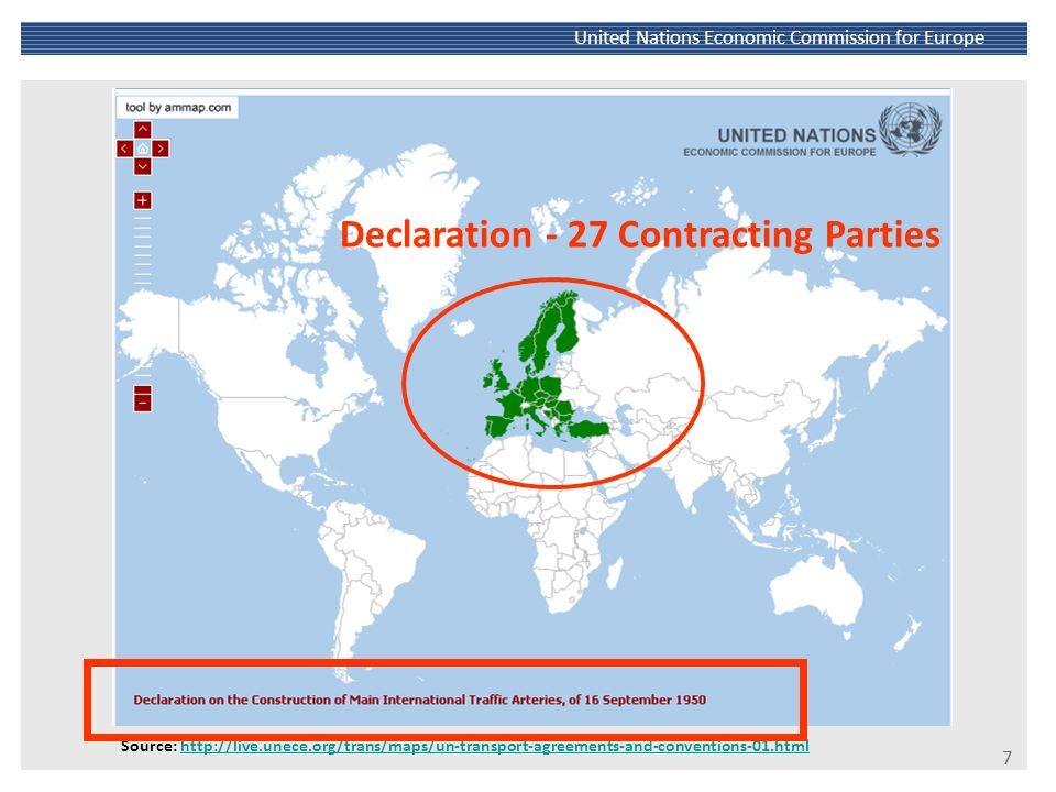 Declaration - 27 Contracting Parties