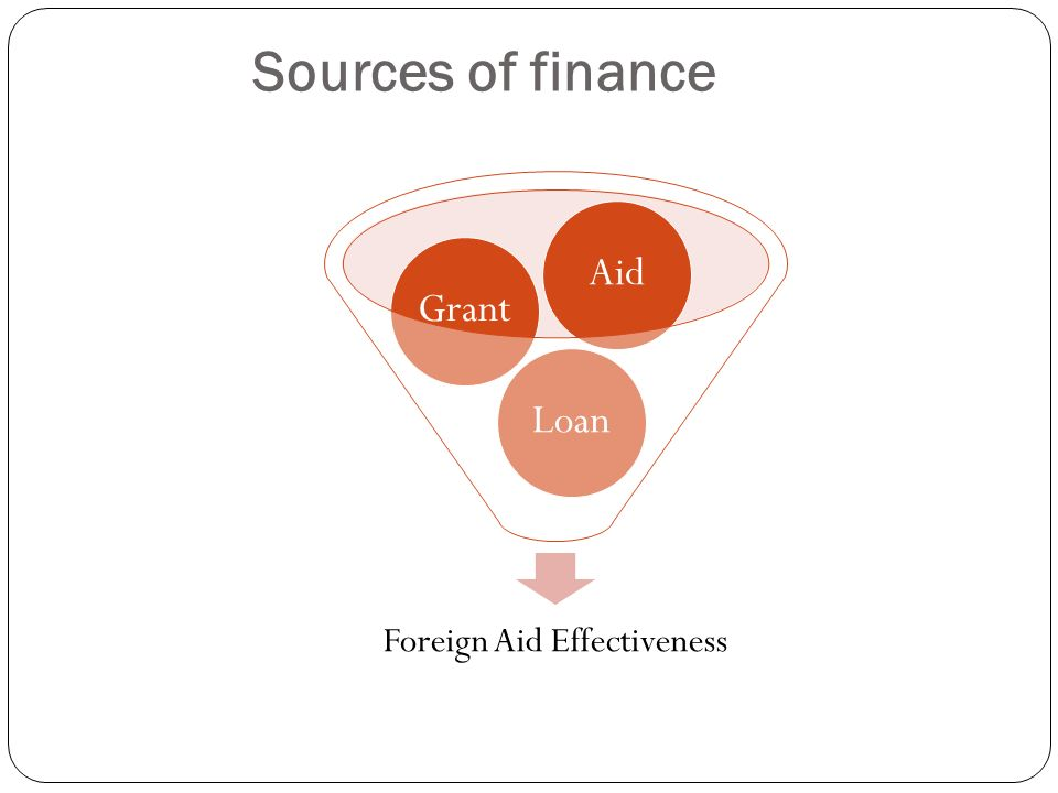 Foreign Aid Effectiveness