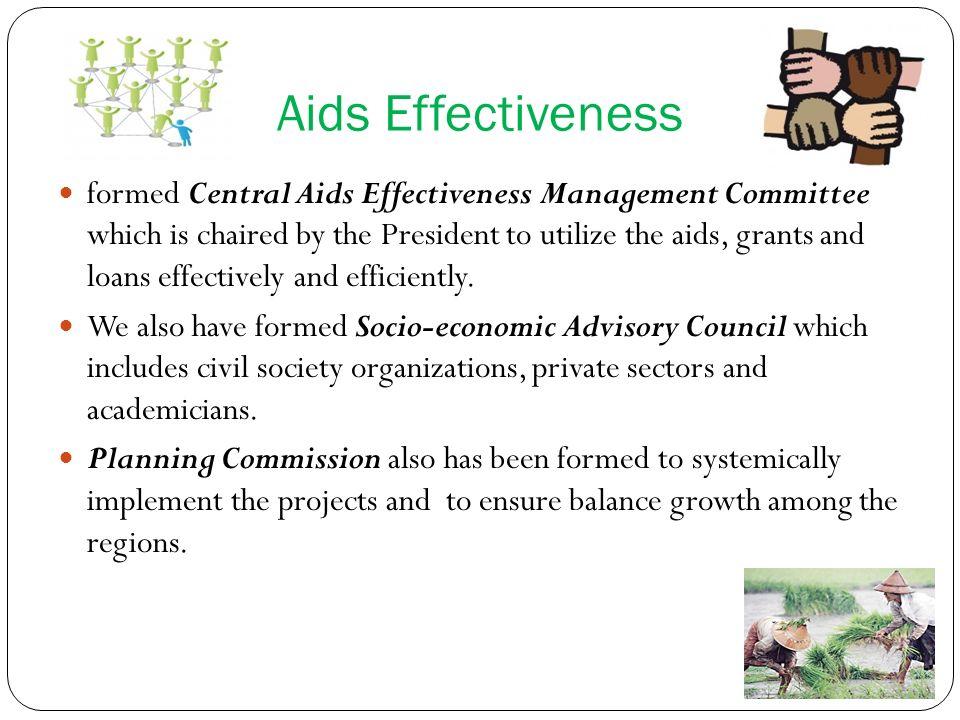Aids Effectiveness