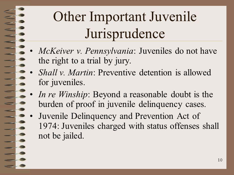 mckeiver v pennsylvania Supreme court of the united states  derrick jones, petitioner, v the people of the state of illinois,  mckeiver v pennsylvania, 403 us 528.