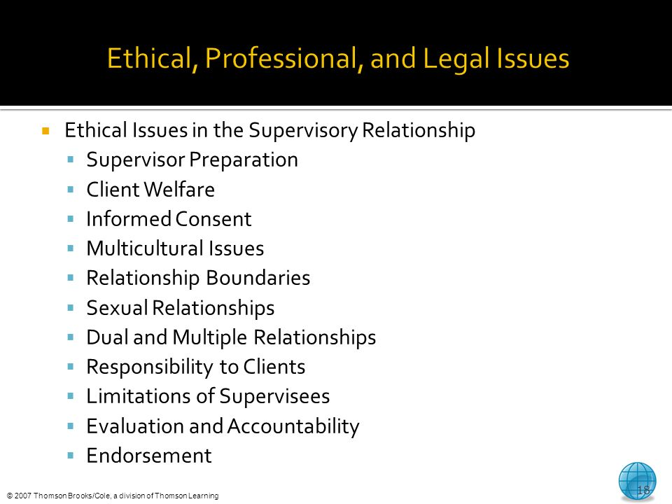 define consensual relationship agreements and ethics