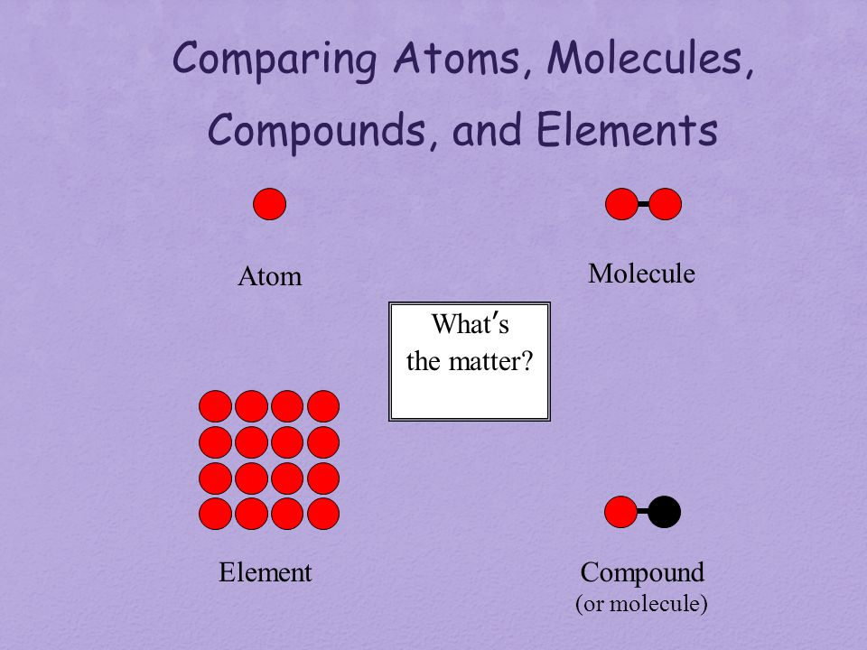 atoms molecules and elements paper View notes - atoms, molecules, and elements paper from chemistry 110 at university of phoenix running head: atoms, molecules atoms, molecules, and elements paper university of phoenix chm/110 march.