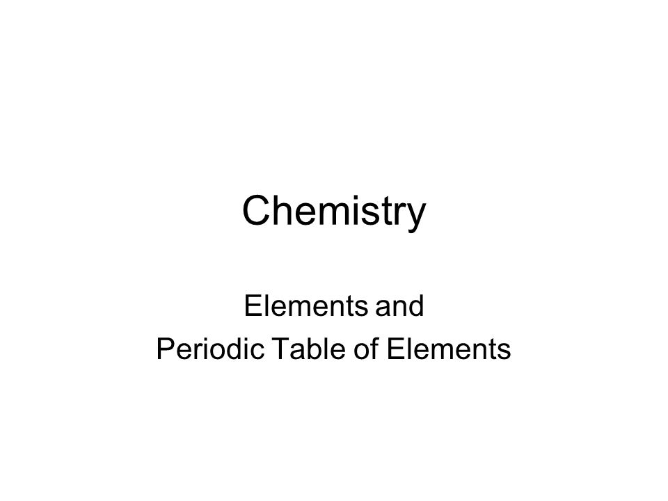 Periodic Table periodic table of elements game 1-36 : Elements and Periodic Table of Elements - ppt download