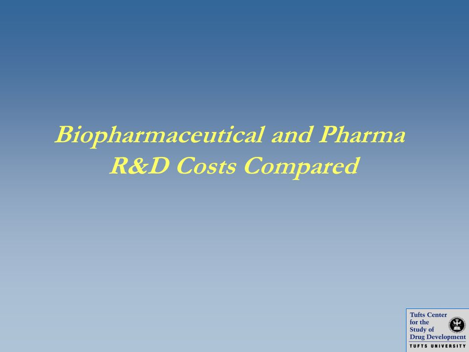 Biopharmaceutical and Pharma