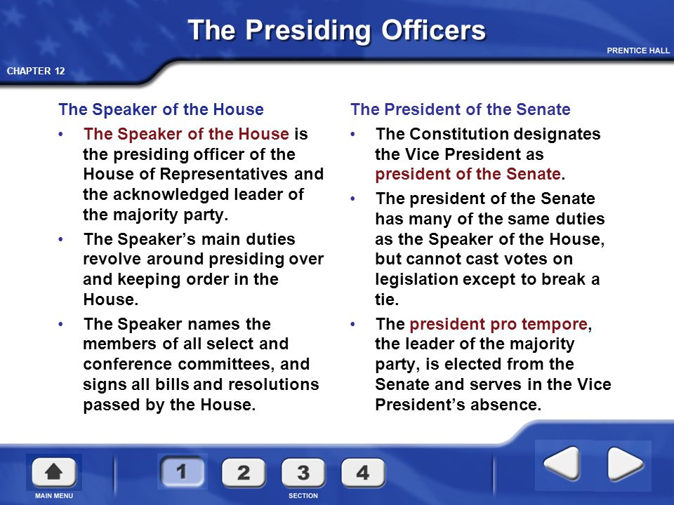 Congress Organizes How And When Does Congress Convene