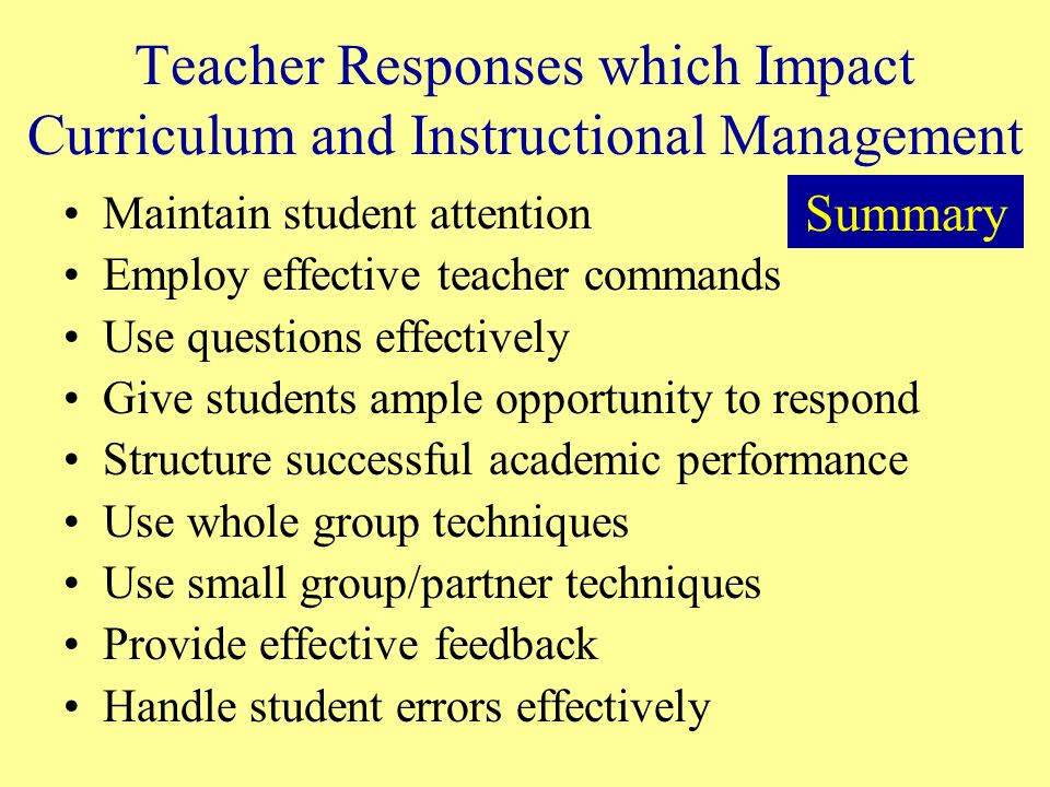 Effects of instructional material on academic performace of students