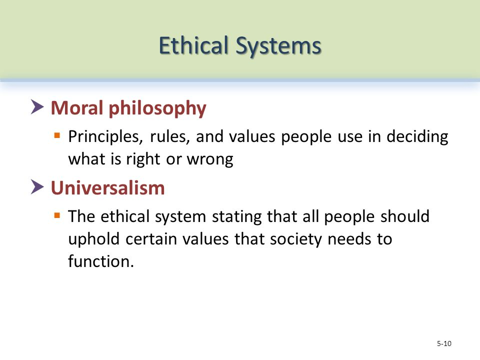 personal ethics and golden rule Wittenberg-zentrum für globale ethik ev andreas suchanek business ethics and the golden rule uals to act constantly against their personal interests.