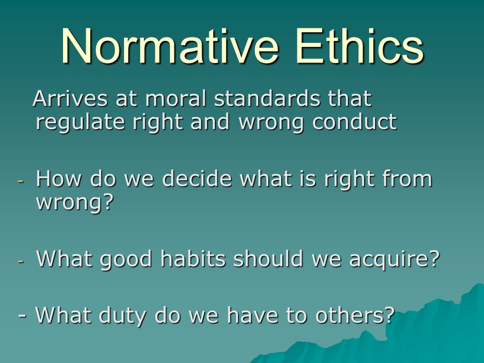 ethics right or wrong Ethics definition, a system of moral principles: the ethics of a culture see more  between right and wrong human actions,.