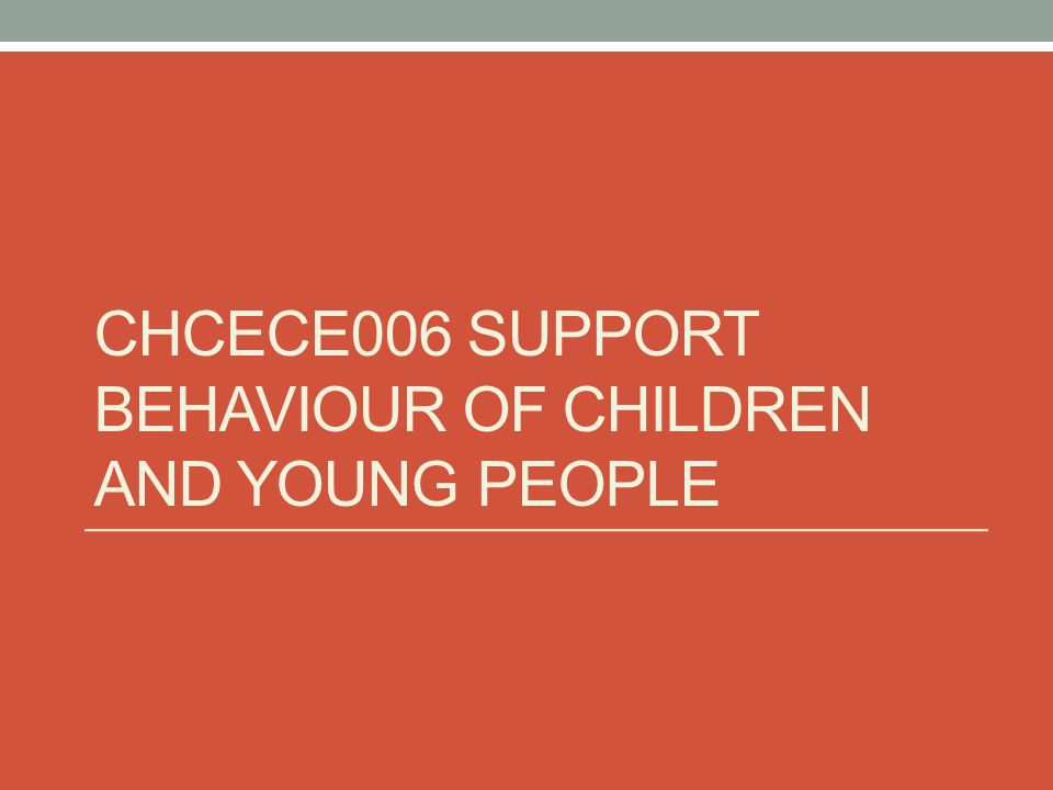 Support Children and Young People with Behaviour Emotional Essay Sample