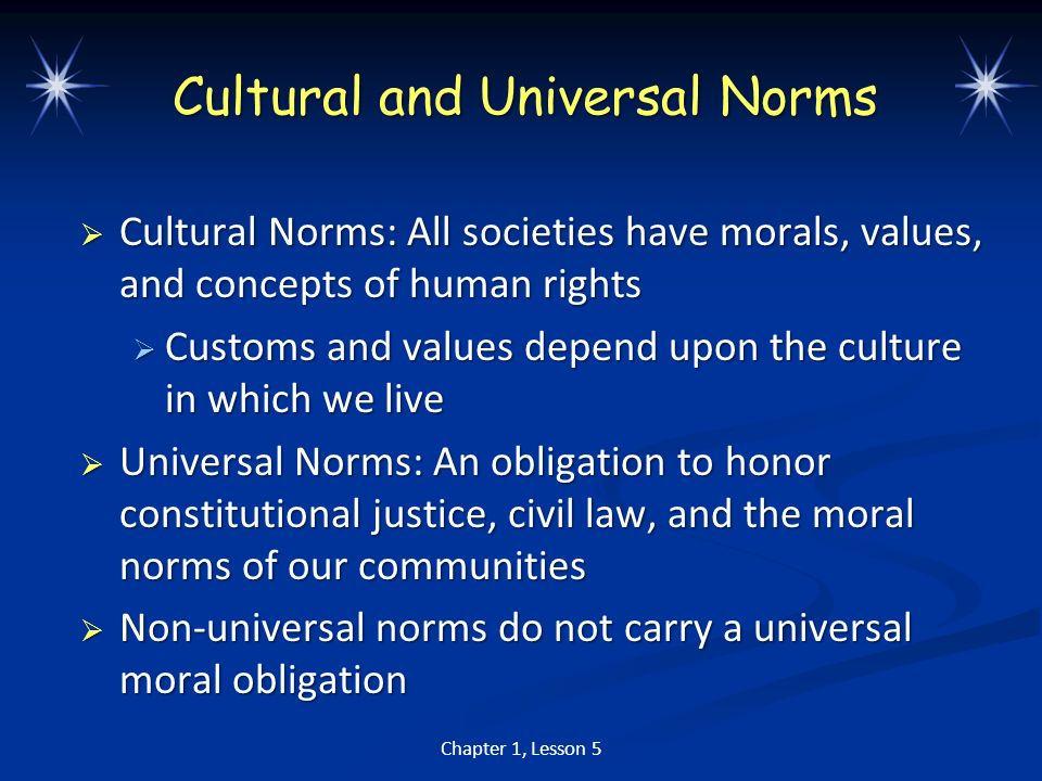 ethical norms and values Chapter 1 ethics and business 1-2 ethics is tougher than you think ethical norms and values so, how are ethical values to be distinguished from these other types of values what ends are served by ethics.