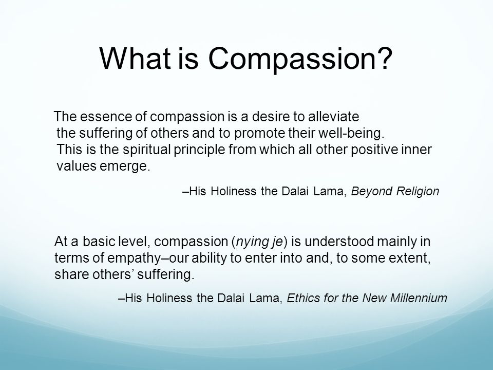 what is compassion Compassion is not an accessory it is the foundation to live a fulfilling life  328 views view upvoters léon noe , i am not an expert, i am just an observer.
