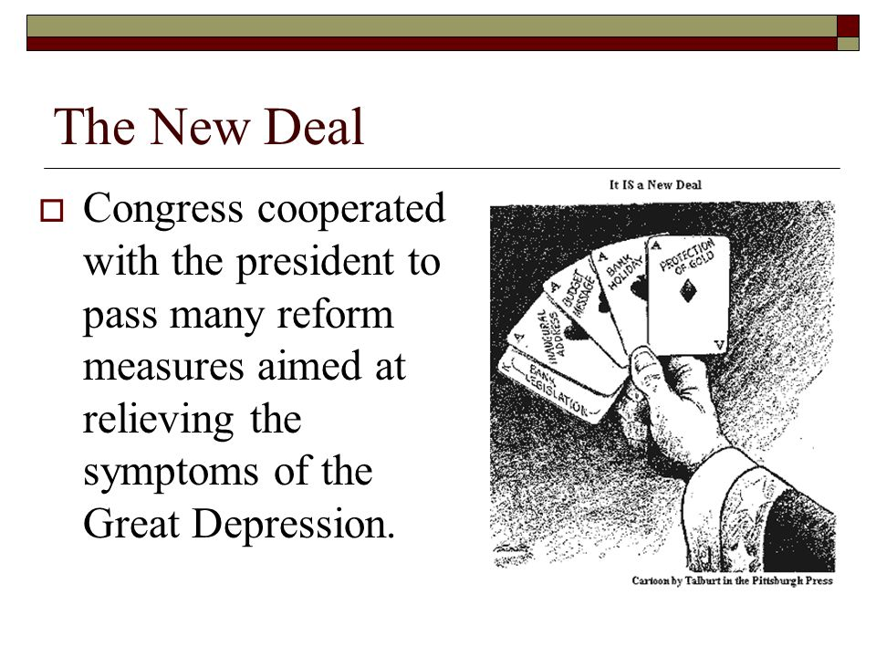 the great depression and the new deal - ppt download, Skeleton