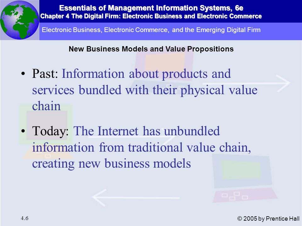 New Business Models and Value Propositions
