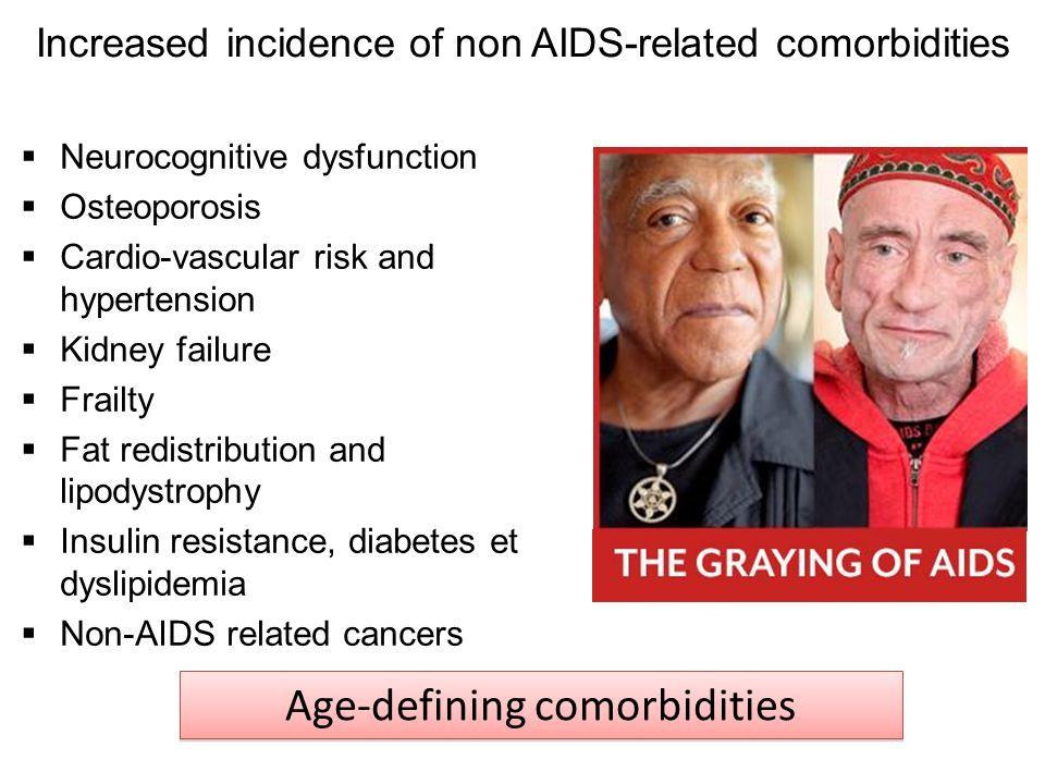 Age-defining comorbidities
