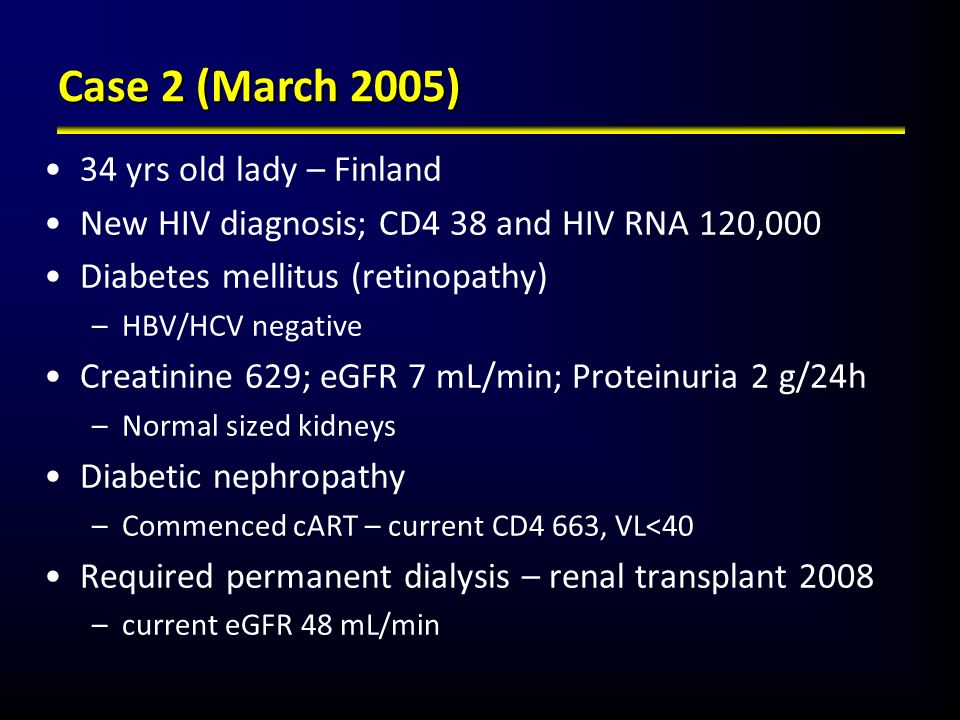 Case 2 (March 2005) 34 yrs old lady – Finland