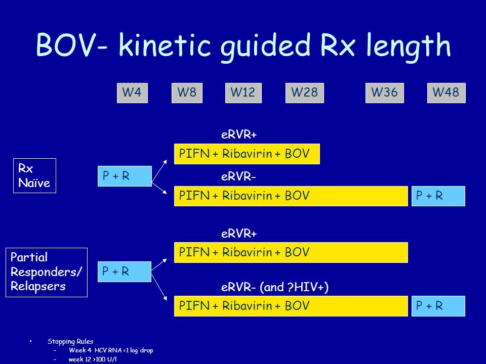 BOV- kinetic guided Rx length