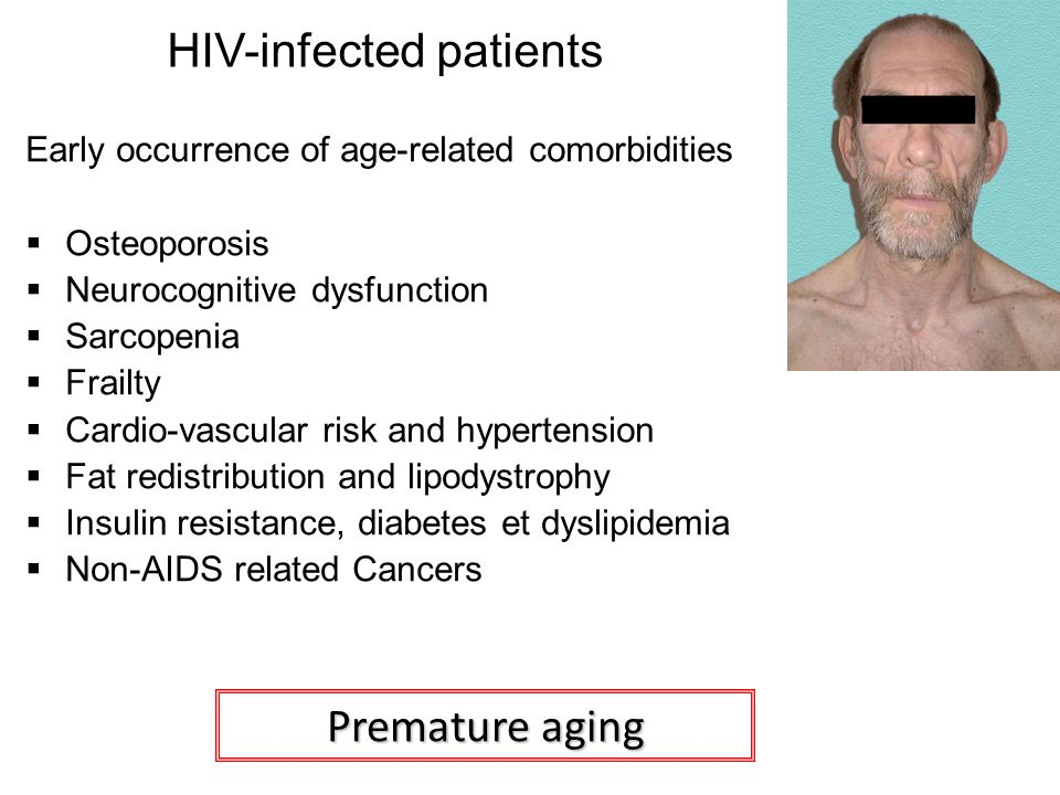 HIV-infected patients