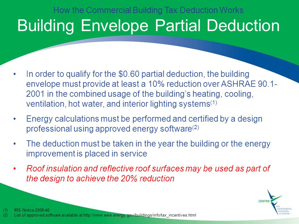 Green roofing public policy ppt video online download for Certified professional building designer