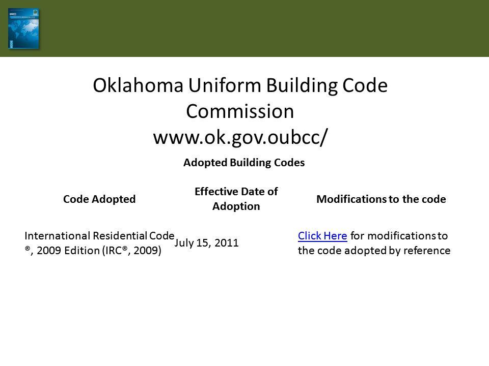 Uniform Statewide Building Code - dhcdvirginiagov
