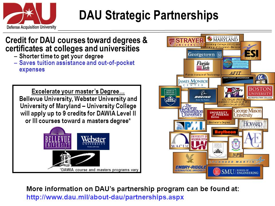 iCatalog - Defense Acquisition University