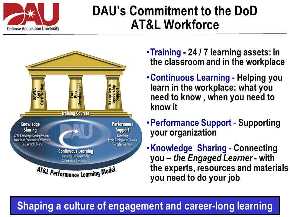 Training Events – Defense Acquisition University Alumni ...