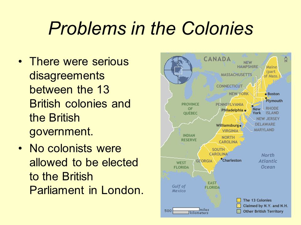 relations between colonies and britain Ap® united states history 2015 scoring guidelines united states history 2015 scoring the essay describes how the relationship between britain.