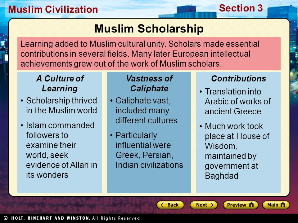 muslim scholars contributions List of contributions architecture and art no significant architectural art existed during the early muslim era in the beginning of hijra the beautiful islamic architectural art was born.
