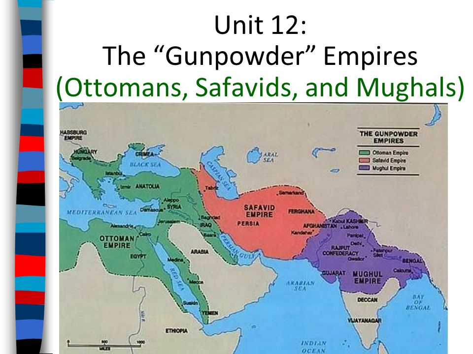 ottoman and safavid comparison The safavid, mughal, and ottoman empires all depended in some way on the allegiance of non-muslims to the empire - ottomans v safavids v mughals comparative introduction.