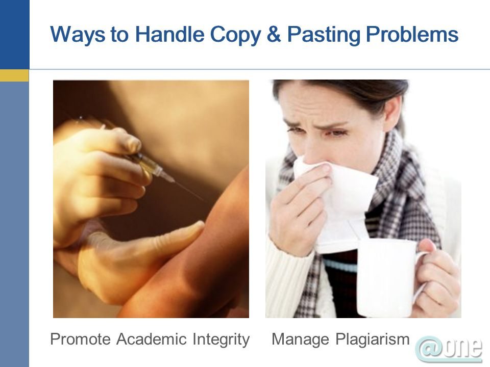 Ways to Handle Copy & Pasting Problems