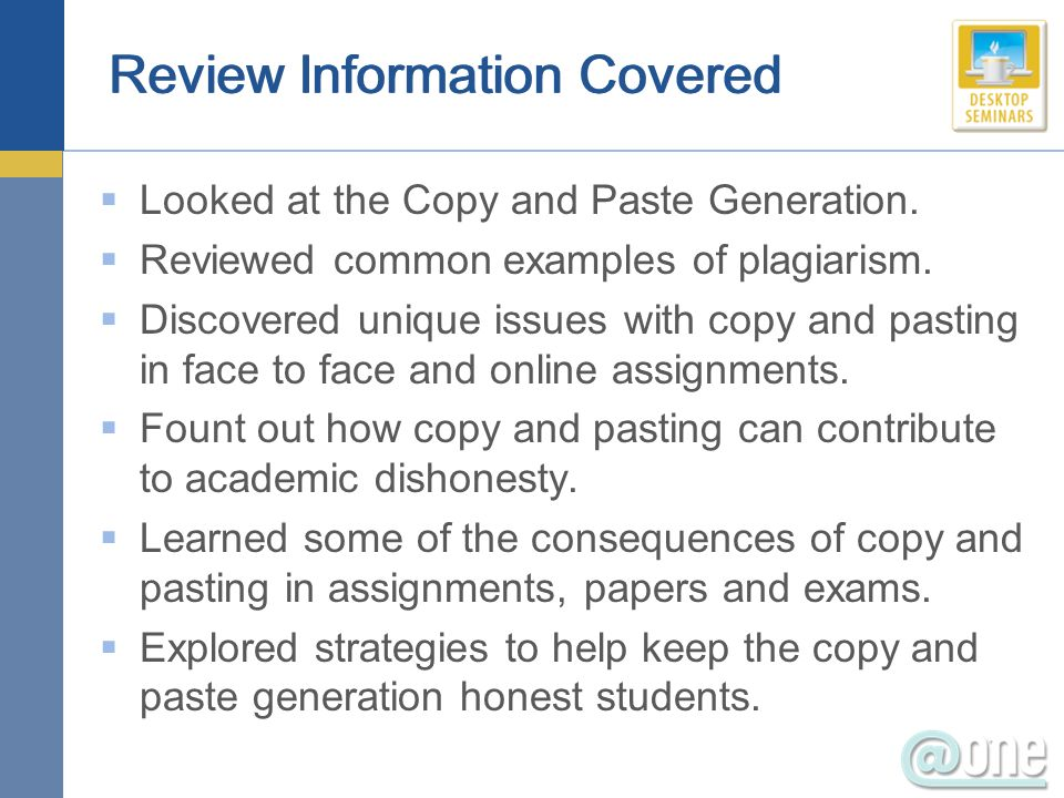 Review Information Covered