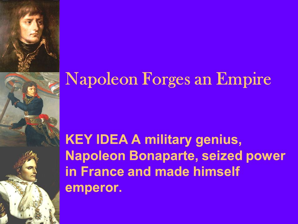 napoleon forges an empire ppt video online download rh slideplayer com
