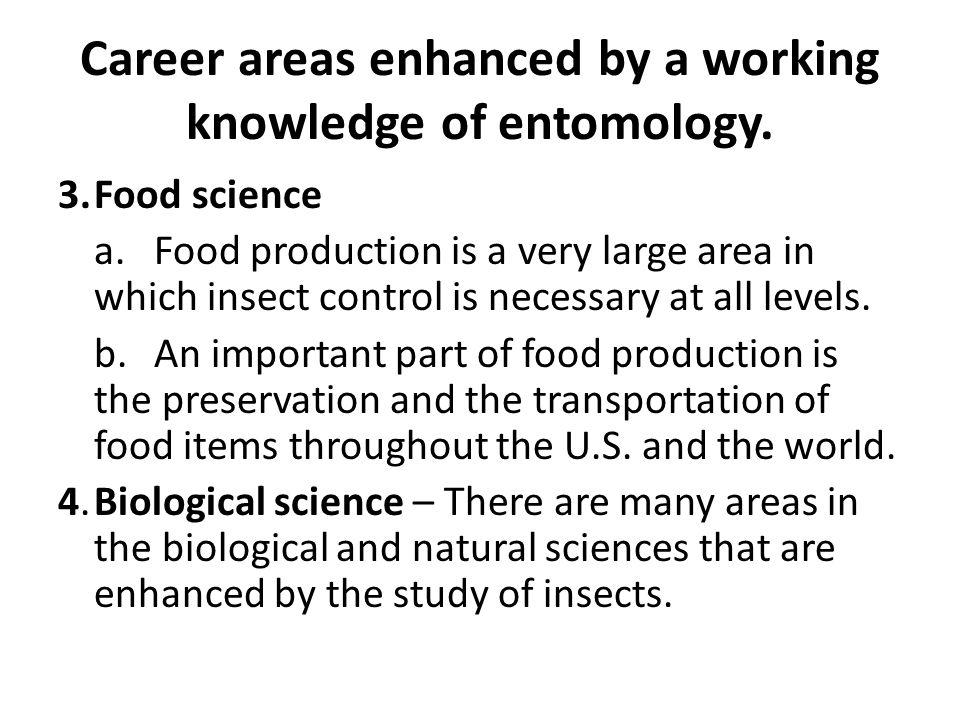 Entomologist - Schools in the USA