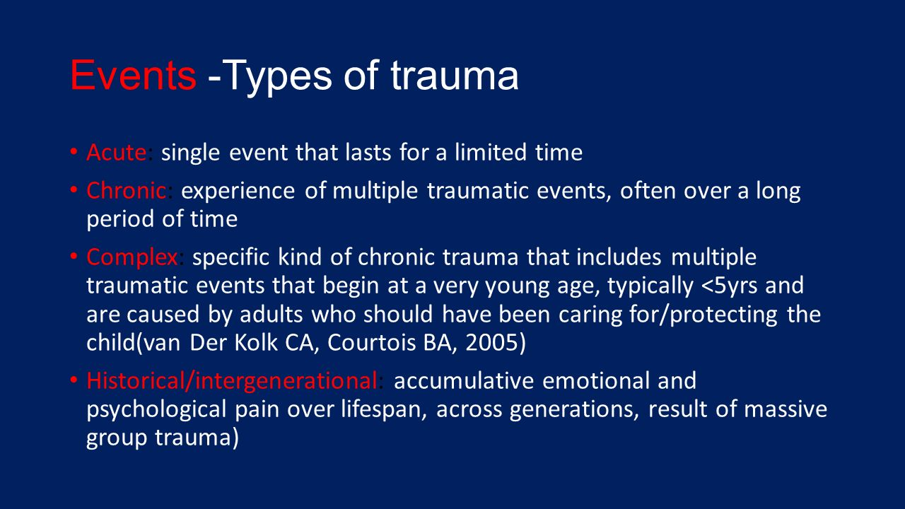 the psychological trauma caused by night terrors in childhood Edit article how to identify if a child has been traumatized by an event four methods: understanding trauma noticing physical symptoms noticing psychological symptoms moving forward community q&a.