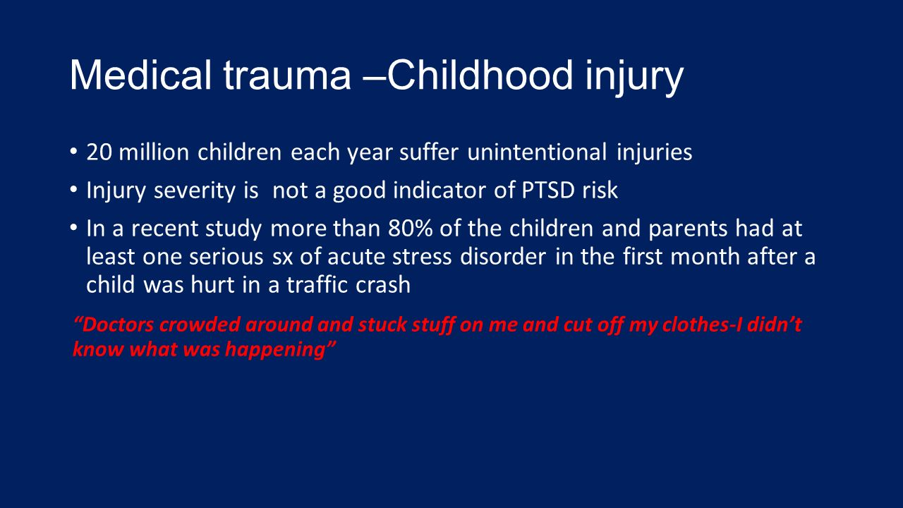 childhood injury Child injury lawyer if you need a child injury lawyer, the cooper & friedman law firm has extensive experience handling all kinds of claims for injuries to children this includes, for example, playground accidents, dog bites, car collisions, claims for injuries at daycare and childcare centers.