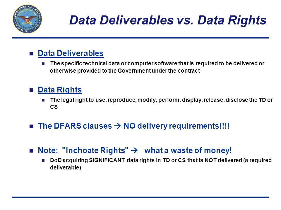 Data [Rights] Management – Why You Should Care - ppt download