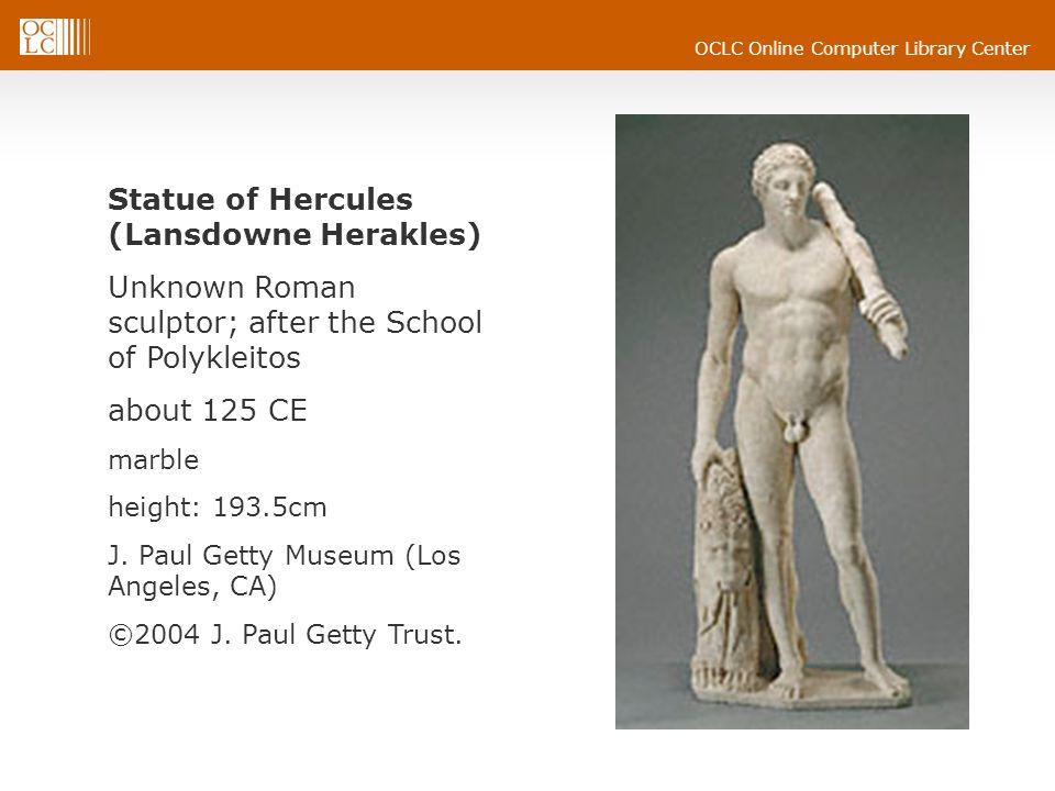 Statue of Hercules (Lansdowne Herakles)